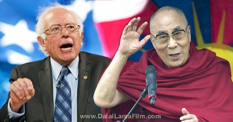 "Will Bernie Sanders Make China ""Feel the Bern"" on Tibetan Human Rights if Elected U.S. President?"