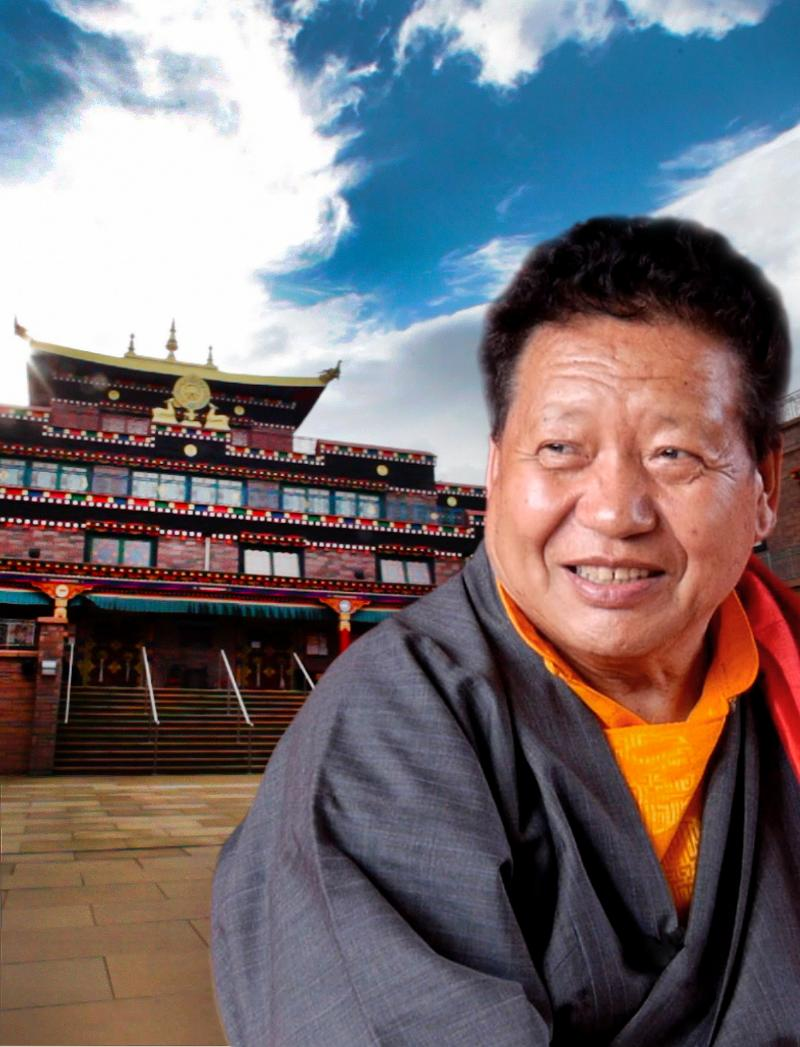 Akong Rinpoche and Samye Ling Tibetan Buddhist Monastery in Scotland