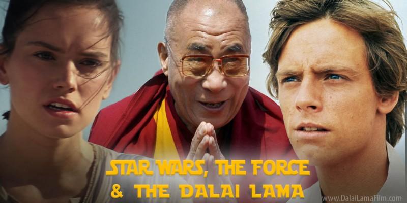 Star Wars, Dalai Lama