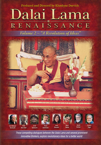 DVD - Dalai Lama Renaissance Volume 2: A Revolution of Ideas