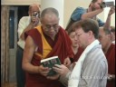 Barry Rosen meets the Dalai Lama