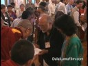 "Fred Alan Wolf (""The Secret"" and ""What the Bleep Do We know"") meets the Dalai Lama"