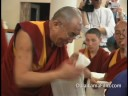 Myron Kellner-Rogers meets the Dalai Lama