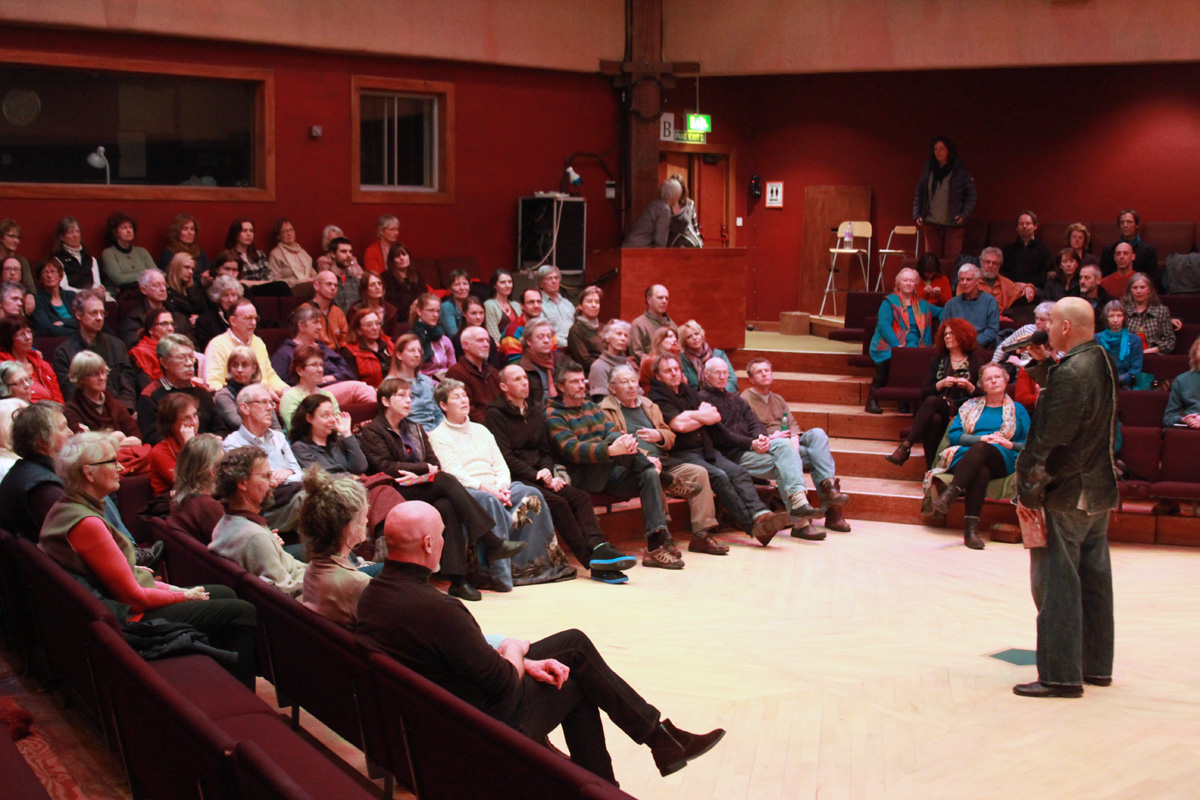 Findhorn, Scotland Film Screening and Director Q&A of 'Dalai Lama Awakening'