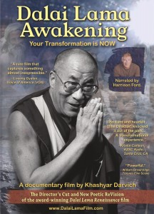 DVD: Dalai Lama Awakening Documentary Film (narrated by actor Harrison Ford)
