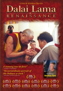 DVD: Dalai Lama Renaissance Documentary Film: narrated by Actor Harrison Ford