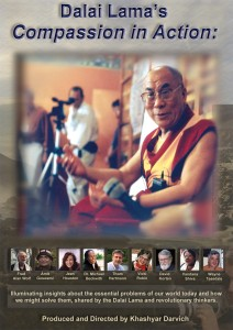 DVD: Dalai Lama's Compassion in Action (featuring the Dalai Lama and others)