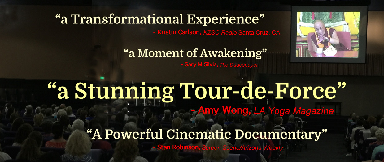 Dalai Lama Documentary Films Transformational Films